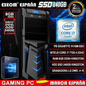 Ordenador-Gaming-Pc-Intel-Core-I7-7700-8GB-DDR4-SSD-240GB-HDMI-De-Sobremesa
