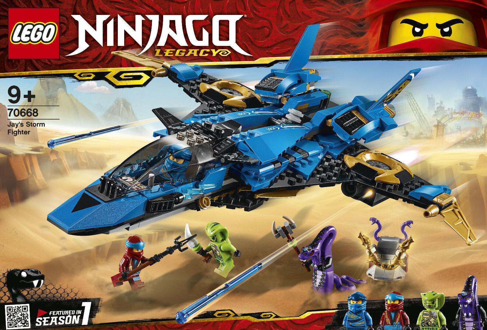 Lego Ninjago 70668 70668 70668 - Jays Donner-Jet,Neuf Embal. Origine cc52da