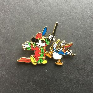 Mickey-Through-The-Years-Collection-1935-Mickey-amp-Donald-Only-Disney-Pin-56439
