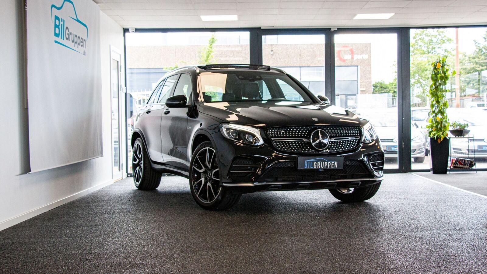 Mercedes GLC43 3,0 AMG aut. 4-M 5d - 819.900 kr.