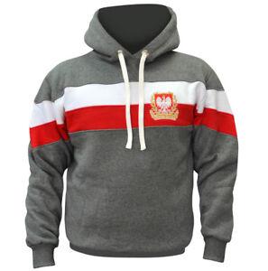 Wielka Sweatshirt Patriotic Poland Polska Husaria Eagle Bluza Hoodie eH29bEYWDI