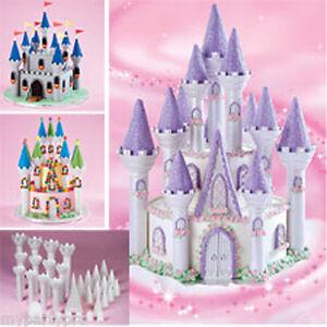 Frozen Castle Cake Kits