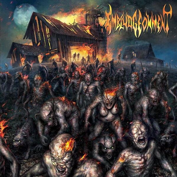 Embludgeonment - Barn Burner CD Death Metal | eBay