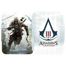 Assassin's Creed III 3 Collectible SteelBook - G1 Size [Video Game Metal Case]