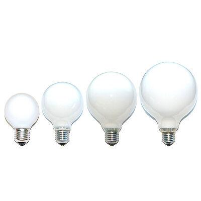 Globe Glühbirne 25W 40W 60W 100W E27 Glühlampe G60 G95 G80 G120 G125 Glühbirnen