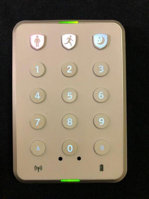 CENTRALITE 3400 Zigbee Wireless Keypad Xfinity Comcast SmartThings Security