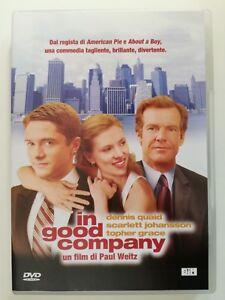 In-Good-Company-Drammatico-USA-2004-DVD-film-di-Paul-Weitz-Con-Dennis-Quaid