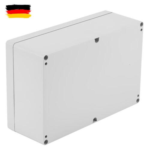 Wasserdicht Anschlusskasten 230x150x85mm Abzweigdose Verteilerdose ABS IP65 DE