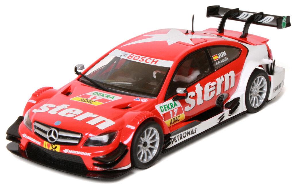 SCX A10137X300 Mercedes AMG C - Coupe DTM Juncadella Slot new 1 32