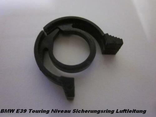 BMW E39 Luftfeder  Niveau Druckspeicher Sicherungsring Spange Touring  Repair 2
