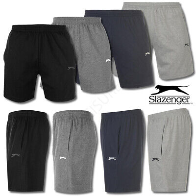 Short homme SLAZENGER Polaire Sports Running Tennis Football M L XL Moyenne Grande | eBay