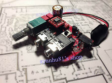 DC 9V Audio Power Headphone Amplifier Board DIY Kits Based On CMOY BB Headphone
