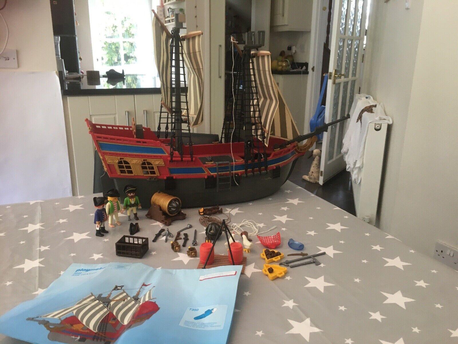 PLAYMOBIL gree nave pirata (3940)   vendite online