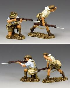 Avoir Un Esprit De Recherche King And Country Ww1 Gallipoli Fire & Run Ga002 Ga02-afficher Le Titre D'origine