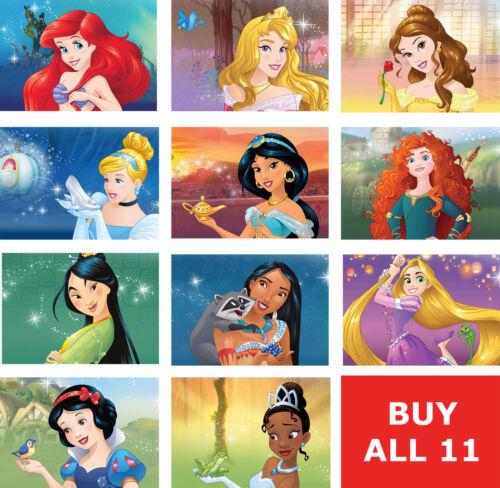 P-Compre 1 Disney Princesa imprime todos los 11 Oficial-Free P obtenga 2 gratis o compre Todos