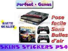 Skin sticker auto-collant vinyl  Need for Speed Rival n°1 pour console SONY PS4