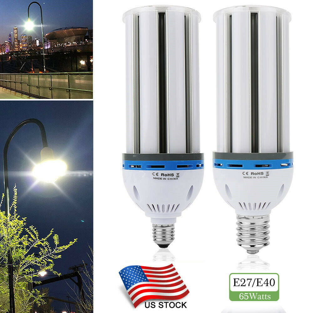 1000 Watt Metal Halide Led Replacement 65w led corn light bulb e39 e26 5730 smd replace 400watt metal halide 6500k  lamp