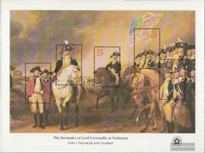 EEUU Bloque 12 (edición completa) nuevo 1976 200 años independencia
