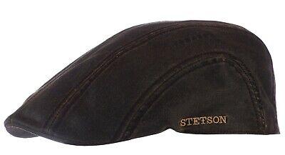 STETSON SEIDE FLATCAP KAPPE MÜTZE MADISON SUN GUARD ® 317 HAND CRAFTED TREND NEU