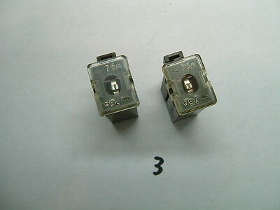 s13 240sx fuse box 75 amp 89 98 nissan 240sx s13 s14 fl75a 75a fuse set 3 ebay  nissan 240sx s13 s14 fl75a 75a fuse