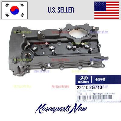 Genuine Hyundai 22410-2G710 Rocker Cover Assembly