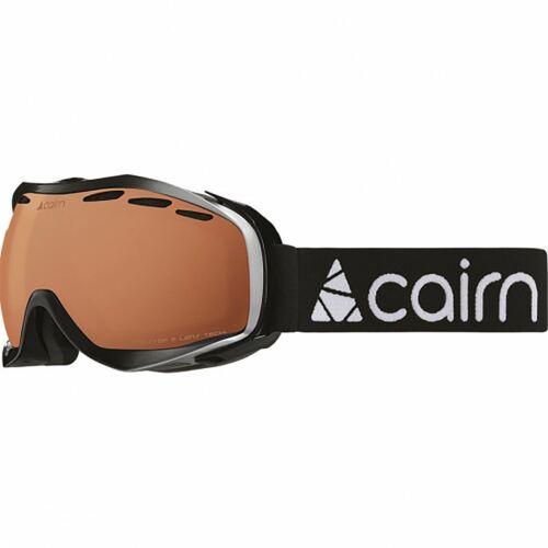 CAIRN SPEED Photochromatic Ski Snowboard Lunettes Noir//Argent Adulte Taille Unique