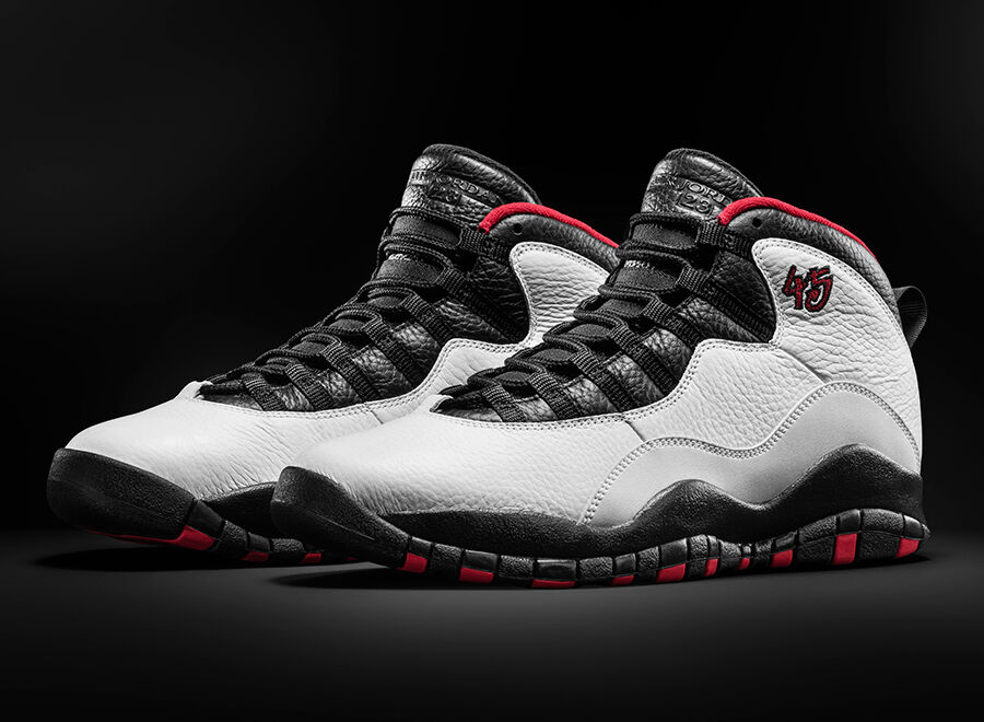 BRAND NEW, NEVER WORN Nike Nickel Air Jordan X Retro Chicago Double Nickel Nike GS 5Y f6e595