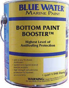 Blue Water Marine Bottom Paint Booster Slime Control