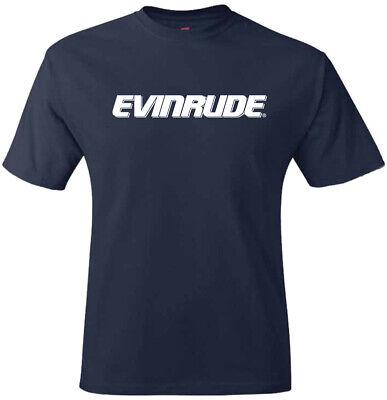Evinrude E-Tec G2 Accent T-Shirt Part # 768102 Radical Red