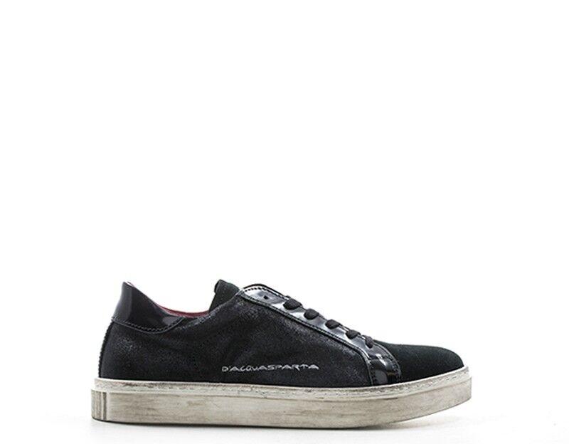 Zapatos promocionales para hombres y mujeres Zapatos D'ACQUASPARTA Mujer NERO  CATERINA-D100NR