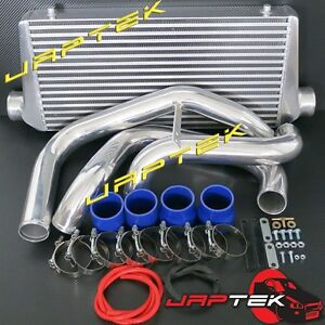 HD-FRONT-MOUNT-INTERCOOLER-KIT-FOR-NISSAN-SKYLINE-R32-R33-R34-GTST-GTS-RB20-RB25