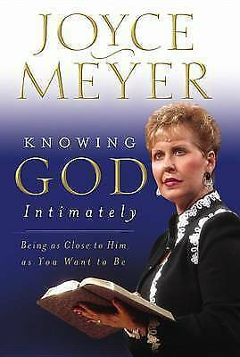 Knowing God Intimately: Being As Close To Him As You Want To Be (Paperback)
