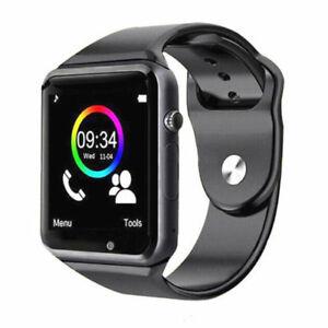 migliori scarpe da ginnastica b9cec 2c2fe A1 Smart Watch Bluetooth Orologio per Samsung Galaxy A40 ...