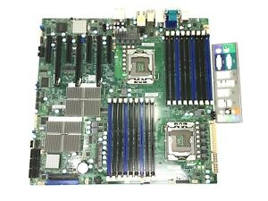 Details about X8DAH -F Supermicro ATX LGA 1366 DDR3 5520 Server Motherboard