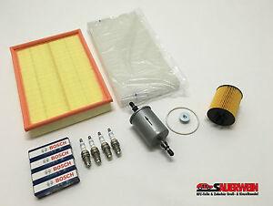 inspektionspaket filter set z ndkerzen opel corsa c. Black Bedroom Furniture Sets. Home Design Ideas
