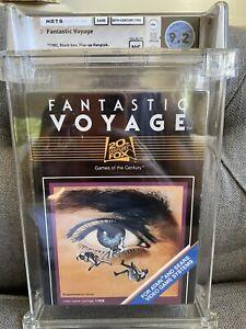 1982 Atari 2600 Fantastic Voyage WATA 9.2 Sealed NS