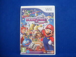 Wii-BOOM-STREET-Mario-amp-Friends-Feat-in-A-New-Party-Game-Nintendo-PAL