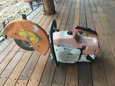 Stihl Ts 400 Cut Off Saw Parts Only