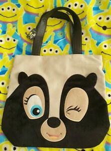 Disneyland-Paris-Exclusive-Flower-from-Bambi-Tote-Shopping-Bag-with-Furry-Detail