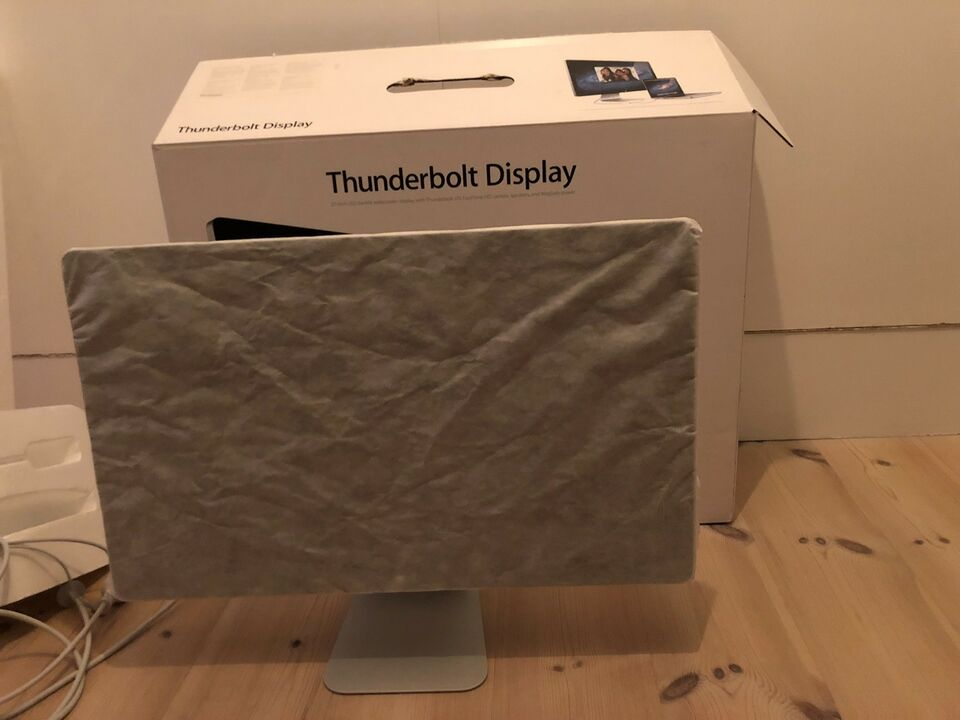Tilbehør til Mac, Thunderbolt Display 27'', Perfekt