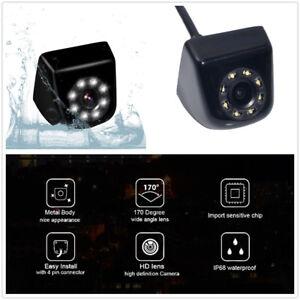 170-HD-CCD-Car-Auto-Mini-Rear-View-Backup-Camera-Mental-Waterproof-Night-Vision