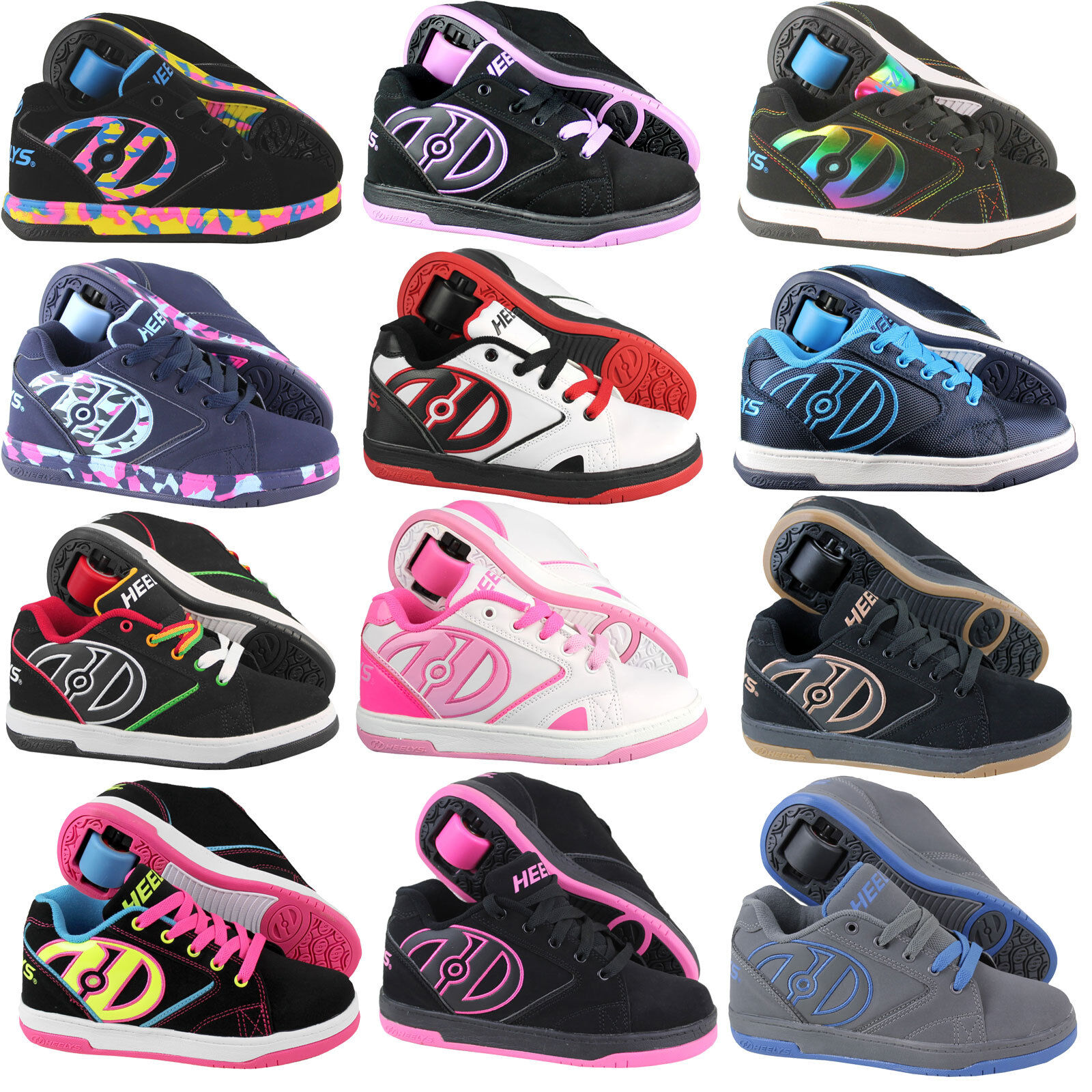 Heelys Propel 2.0 shoes with Wheels Roller shoes Heelies Iconic