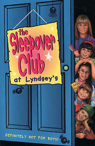 The-Sleepover-Club-at-Lindseys-Impey-Rose-Very-Good-Book
