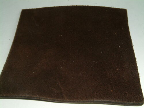 """Various quantities Square Brown Leather Repair//Craft Patches 1.3//4/"""" 44.5mm"""
