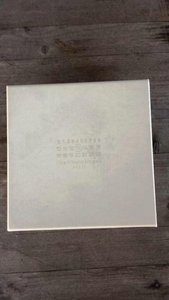 Maison Martin Margiela Paris antique verre taillé couteau Repose – Lot de 2-Box  2