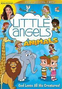 Little-Angels-Animals-DVD-DISC-ONLY