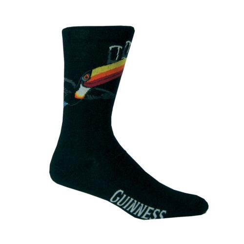 Guinness toucan Calze da uomo taglia 6//11 Regno Unito Irlanda irish drinking Calzini Nuovo di Zecca
