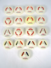 17 Uss Hawkeye Security Ink Tags With Pins Anti Theft Retail Clothing