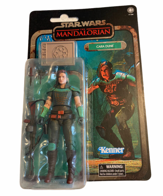 Hasbro Star Wars Black Series Cara Dune Mando Mandalorian 6 Inch Action Figure