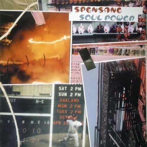 "Spensane Soul power (4 versions, 1996, incl. Soulstompin' Mix)  [Maxi 12""]"
